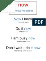 Angielski moje fiszki poprawione