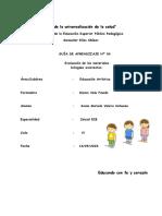 SMVC-Organizador visual-Guía 04 Educ. art. corp. VI