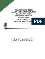TEMA IV - Estrategia de Diseño 1