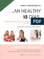PlanHealthy15Dias