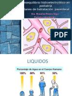 Líquidos y electrolitos PP