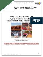 PLAN ANUAL DE COSMOVISIÓN DE LA NACIONALIDAD  2020 - 2021.docx