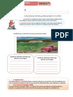 FICHA 1 SESIÓN 1 EXP 1 PERSONAL SOCIAL SEGUNDO GRADO OCTUBRE 2020