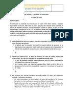 ESTUDIO DE CASO - INFORME DE AUDITORIA