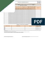 F 8.7  Inspección de estado y mantenimiento de herramientas