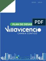 Plan de Desarrollo Villavicencio Cambia Contigo 2020 - 2023.pdf