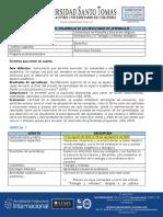 Guía de aprendizaje y criterios de evaluación