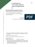 Pérez Bustos. El conocimiento como tejido.pdf