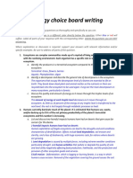 Ecology choice board writing - Abhinay Marakaje.pdf