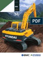 Escavadeira Hyundai R220LC-9S