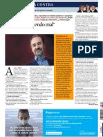 Joan CarlesTrallero - médico de enfermos terminales