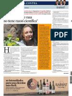 Karin Bojs - la historia contada en los genes
