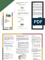 Internet Segura Folheto 2011 Blog