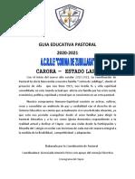 GUIA EDUCATIVA PASTORAL listo