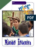 Misión joven - 3 Misión Intensiva