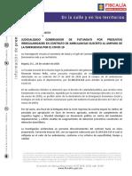 20-10-2020- JUDICIALIZADO GOBERNADOR DEL PUTUMAYO- PRESUNTA CORRUPCIÓN CONTRATO AMBULANCIAS.doc
