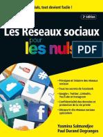 Pour.Les.Nul -Reseaux sociaux pour les Nuls, Nouvelle edition (French Edition), Les - nuls, Pour les.pdf