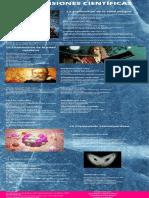 Infografía. Cosmovisiones científicas