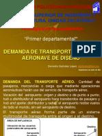 DGL 3. DEMANDA DE TPTE AEREO