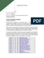 MANUAL Descriptivo de Cuentas de Mayor - Clases de Costos