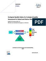 Ecological Quality Ratio