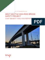 West Seattle Bridge Cost-Benefit Analysis