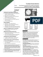 18.- Detector de Humo en Ducto Tubo Sensor 4098-9857 - SIMPLEX