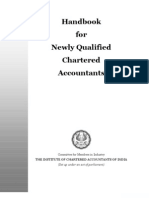 Handbook for Newly Qualified CAs