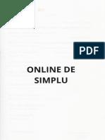 Online de simplu - Lorand Soares Szasz, Simina Porosnicu