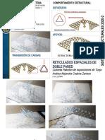 FICHA Sistemas Estructurales reticulados de doble pared