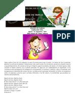 56  ORACION EN FAMILIA CAMINANDO CON... Martes XXII SEMANA TO 01-09-2020