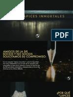 """""""Lápices inmortales"""", la campaña dela Sociedad Interamericana de Prensa"""