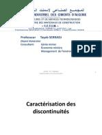 2a CETIM_Discontinuités