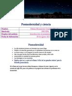 González_Montserrat_Posmodernidad y ciencia.docx