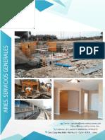 Brochure Aries Construcciones