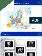 Unión Europea en diapositivas