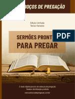 Esboços de Pregação - Sermões Prontos Para Pregar.pdf