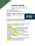 Solución del pdf