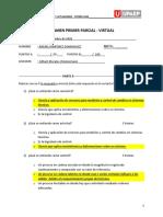 1er Parcial Sensores y Actuadores OTONO 2020 UPAEP - VIRTUAL