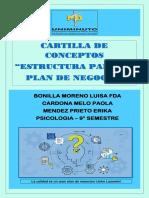 CARTILLA FINAL - ESTRUCTURA PARA UN LAN DE NEGOCIO