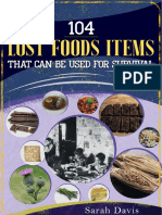 104 Lost Foods Items That Can Be Used for Survival.pdf