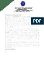 Prorgrama de Economia UASD ecn-211