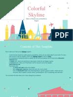Colorful Skyline by Slidesgo (1)