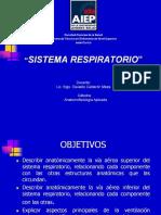 Clase Vii Sistema Respiratorio