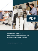 Marketing Digital - Unidade 4