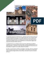 Infografía Académica La catedral del Cusco