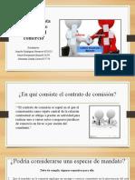 Los comisionistas en Derecho Comercial Costarricense