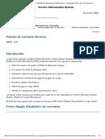 C7.1  FUENTES DE CORRIENTE ELÉCTRICA