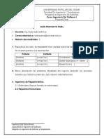 8. Formatos para la elaboración del proyecto de aula