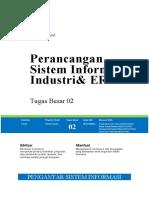 Tugas Besar 02 _ E-Commerce _ PSII & ERP